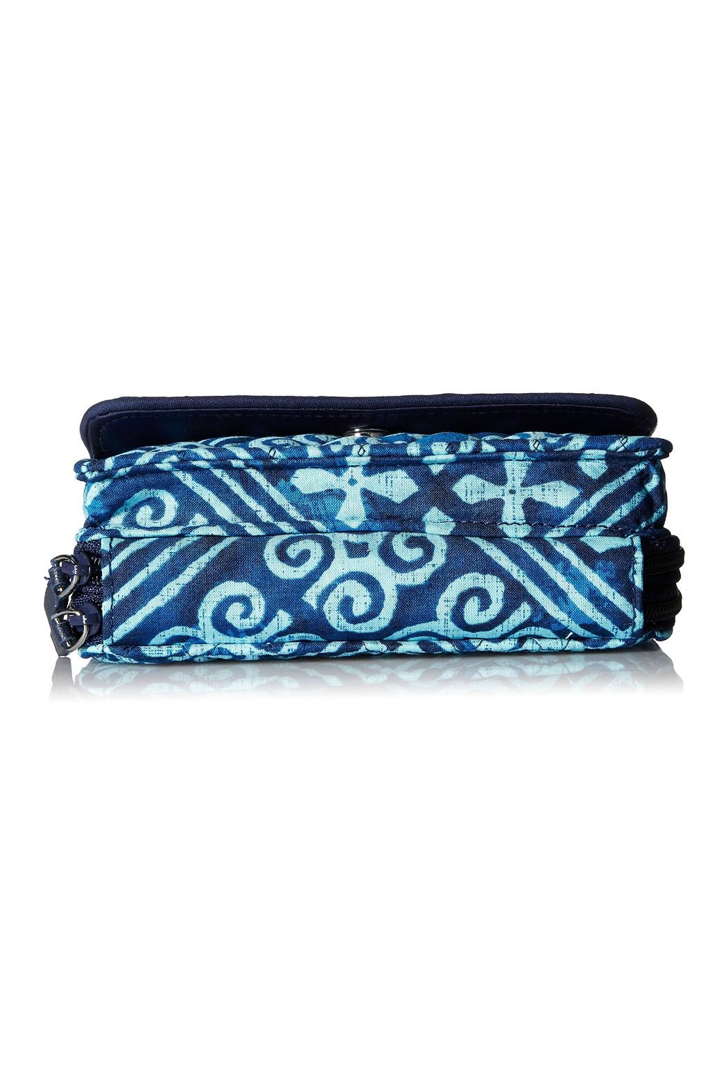 Vera Bradley Cuban Stamps All-In-One - Side Cropped Image