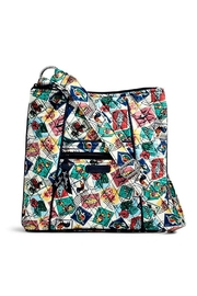 Vera Bradley Cuban Stamps Hipster Bag - Product Mini Image