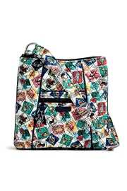 Vera Bradley Cuban Stamps Hipster - Front cropped