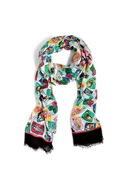 Vera Bradley Cuban Stamps Scarf - Product Mini Image