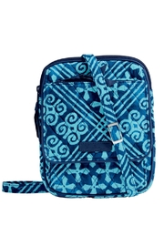 Vera Bradley Cuban Tiles Mini-Hipster - Front cropped