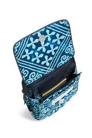 Vera Bradley Cuban Tiles Mini-Hipster - Front full body