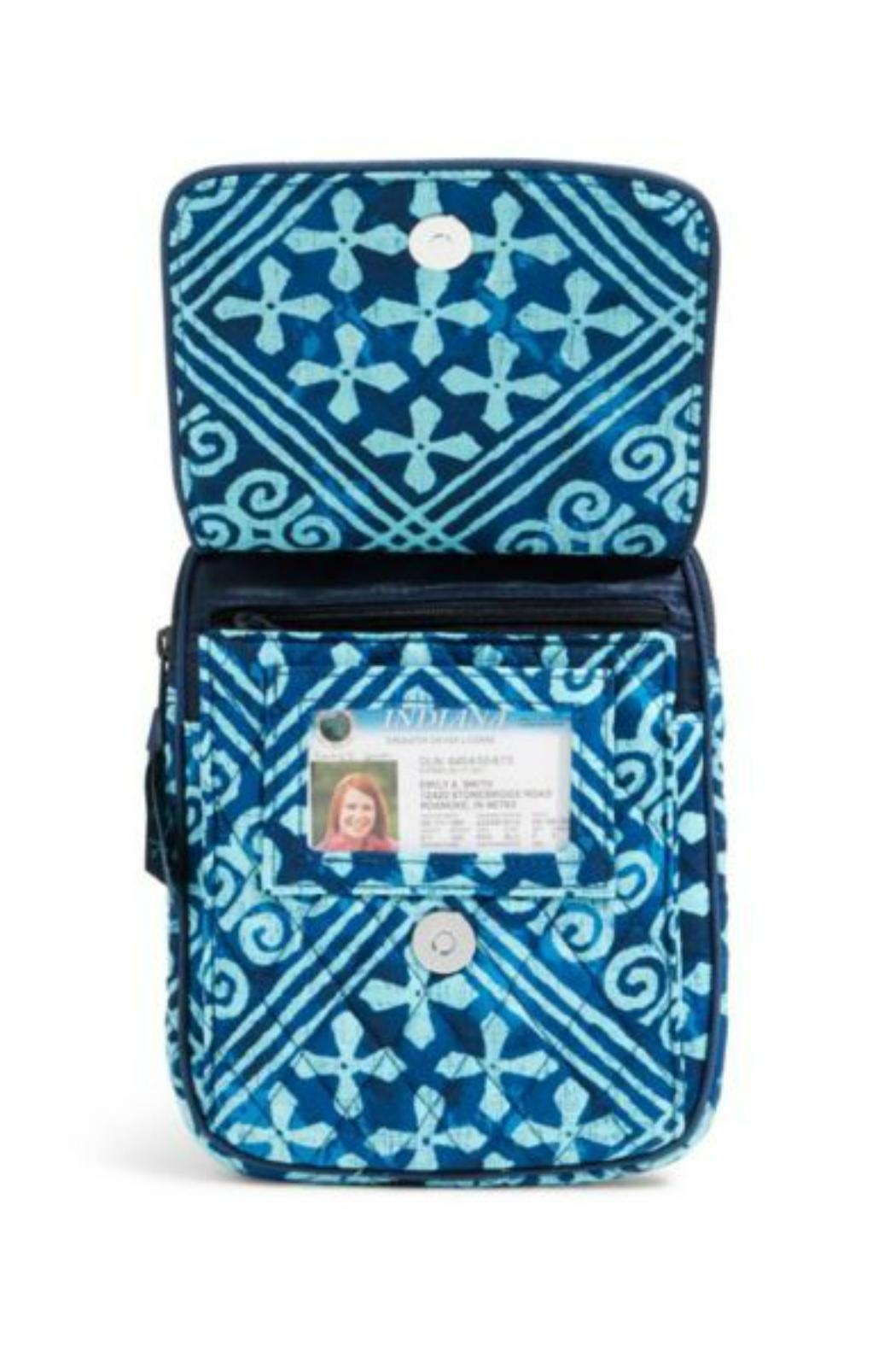 Vera Bradley Cuban Tiles Mini-Hipster - Side Cropped Image