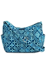 Vera Bradley Cuban Tiles On-The-Go - Front cropped
