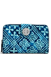 Vera Bradley Cuban Tiles Turnlock Clutch - Product Mini Image