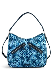Vera Bradley Cuban Tiles Vivian-Hobo - Product Mini Image