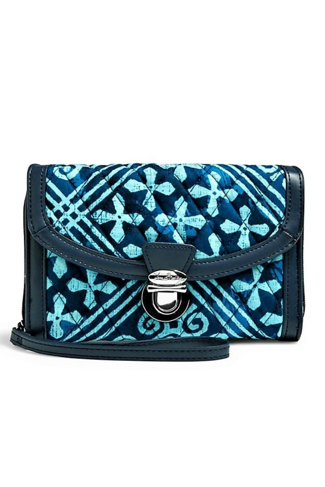 Vera Bradley Cuban Tiles Ultimate-Wristlet - Main Image