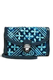 Vera Bradley Cuban Tiles Ultimate-Wristlet - Product Mini Image