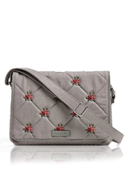 Vera Bradley Denim Gray Turnabout - Front cropped