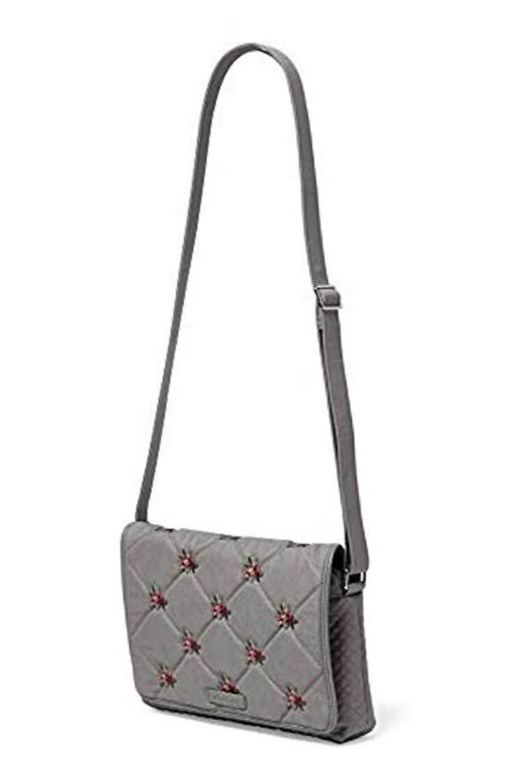 Vera Bradley Denim Gray Turnabout - Side Cropped Image