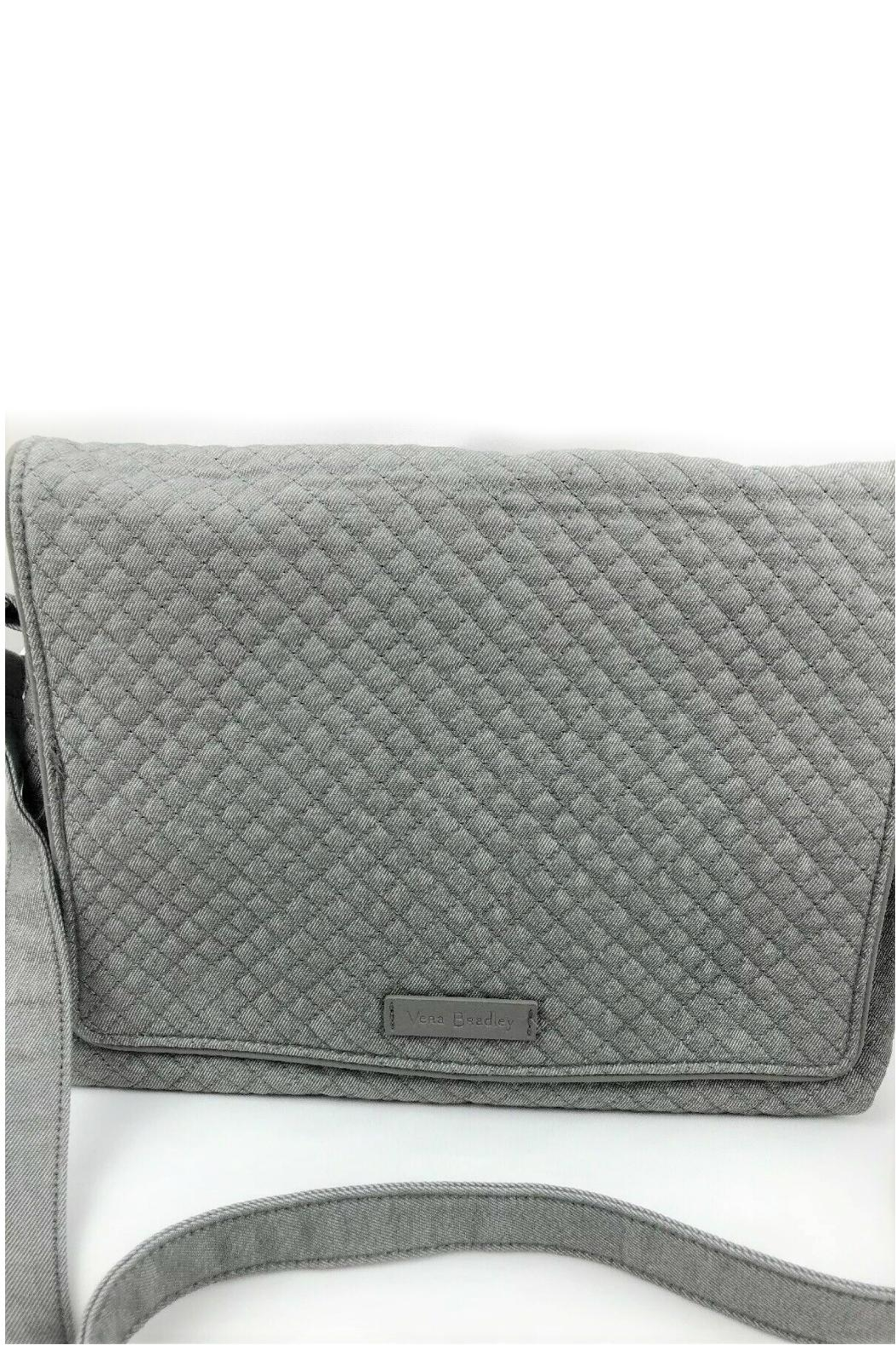 Vera Bradley Denim Gray Turnabout - Front Full Image