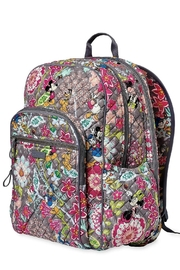 Vera Bradley Disney Friends Campus-Backpack - Front full body