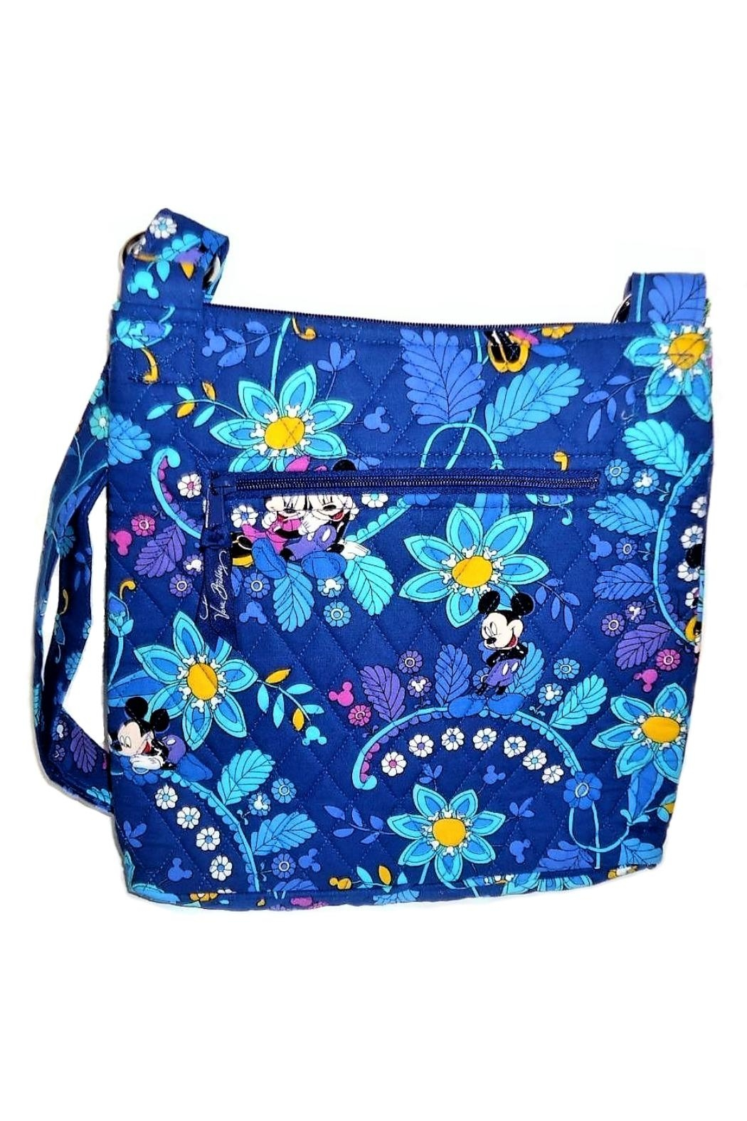 Vera Bradley Disney Dreaming Hipster Bag - Side Cropped Image