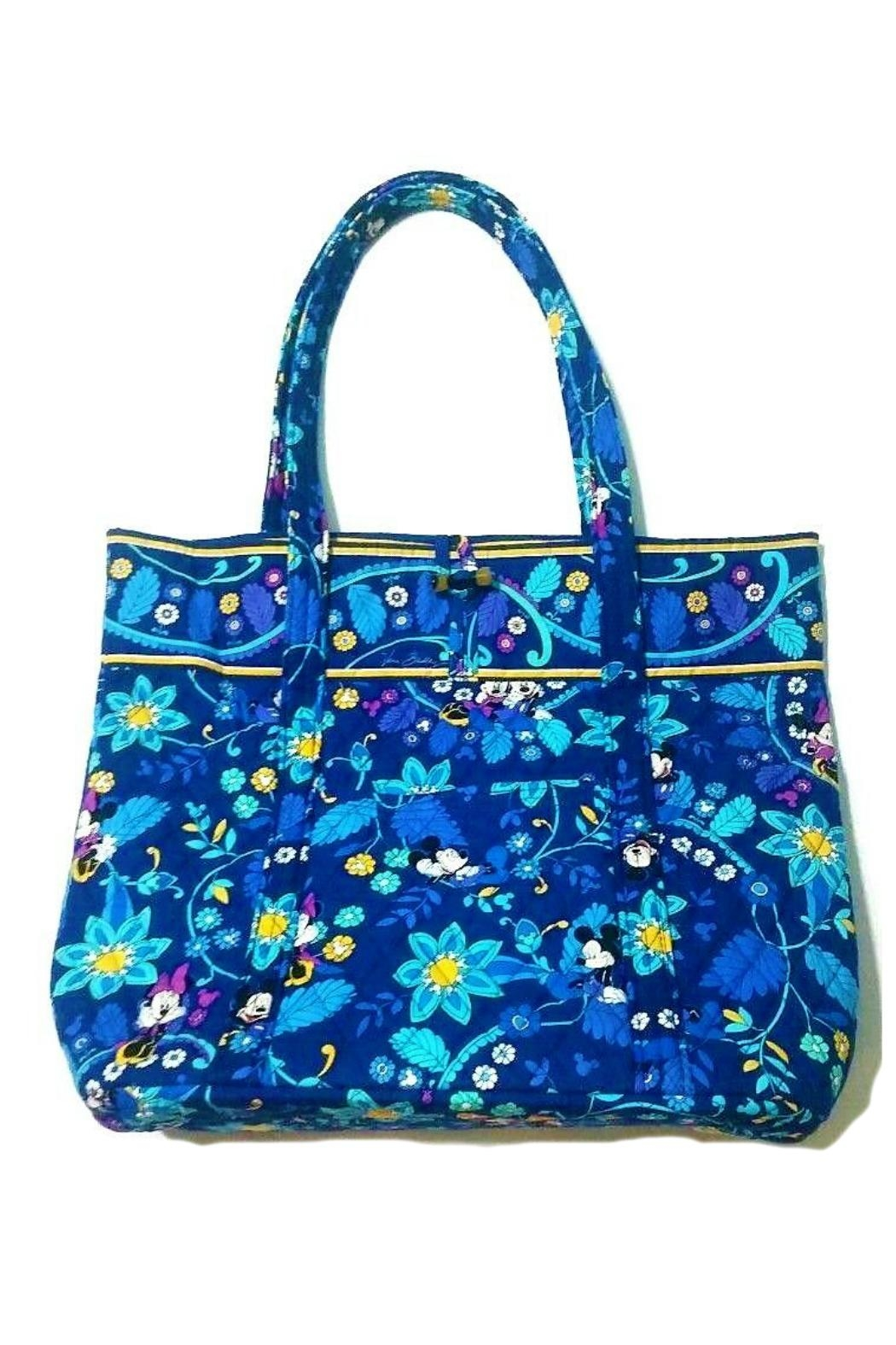 Vera Bradley Disney Dreaming Vera - Front Cropped Image