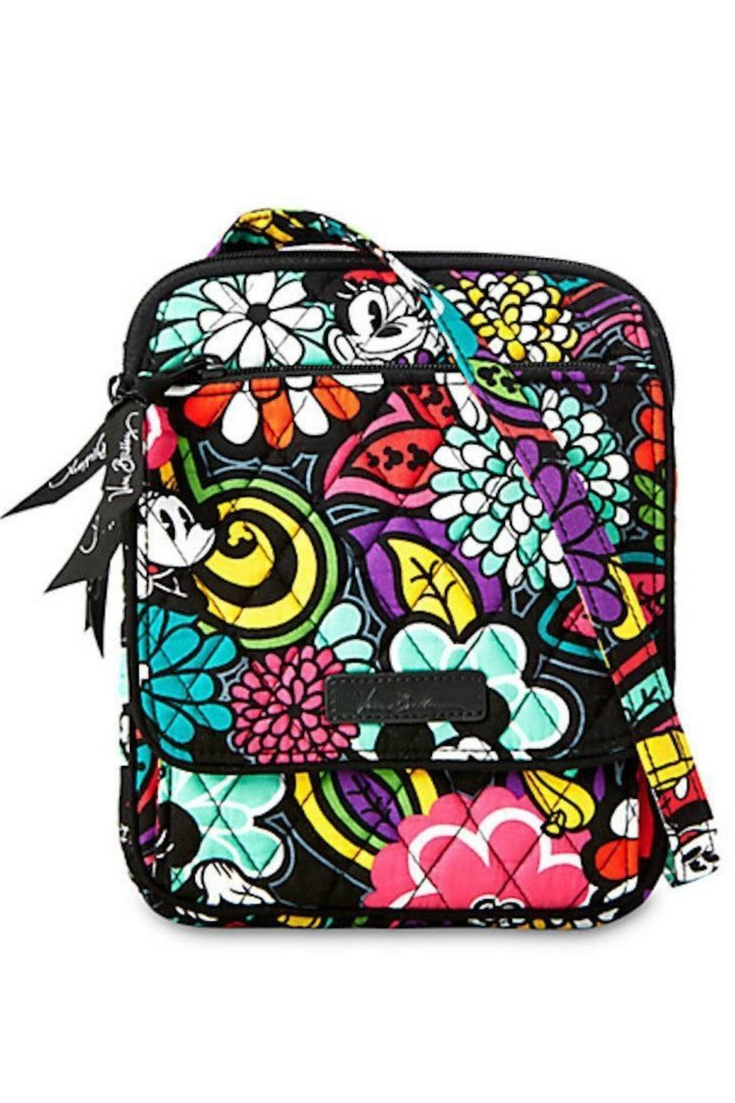 Vera Bradley Disney Magical Blooms-Mini-Hipster - Main Image