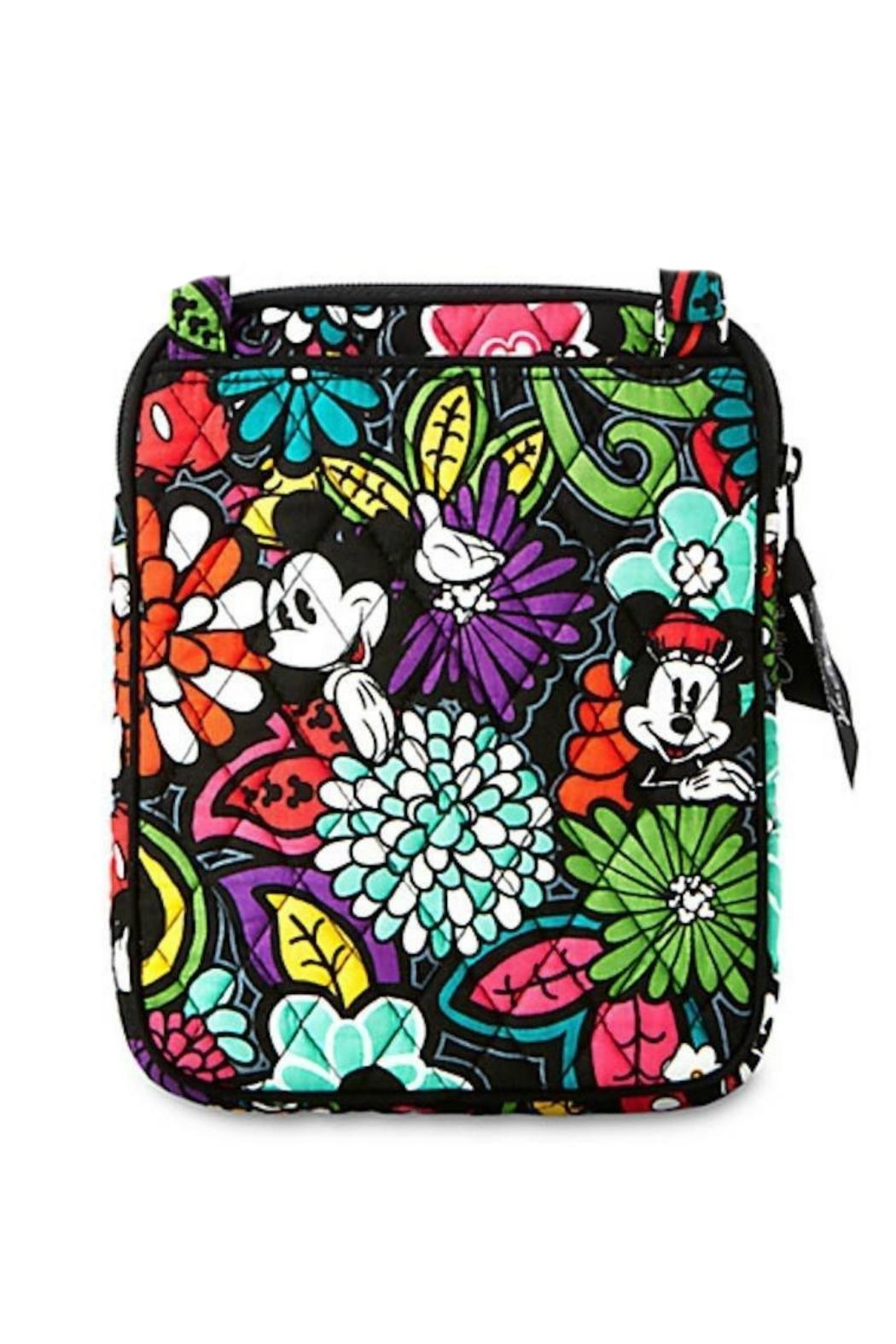Vera Bradley Disney Magical Blooms-Mini-Hipster - Front Full Image