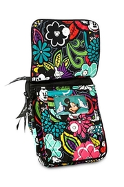 Vera Bradley Disney Magical Blooms-Mini-Hipster - Side cropped