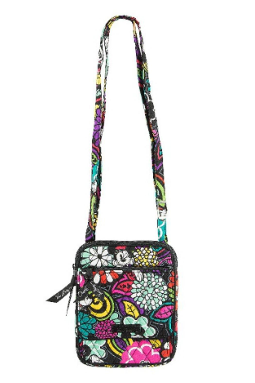Vera Bradley Disney Magical Blooms-Mini-Hipster - Back Cropped Image