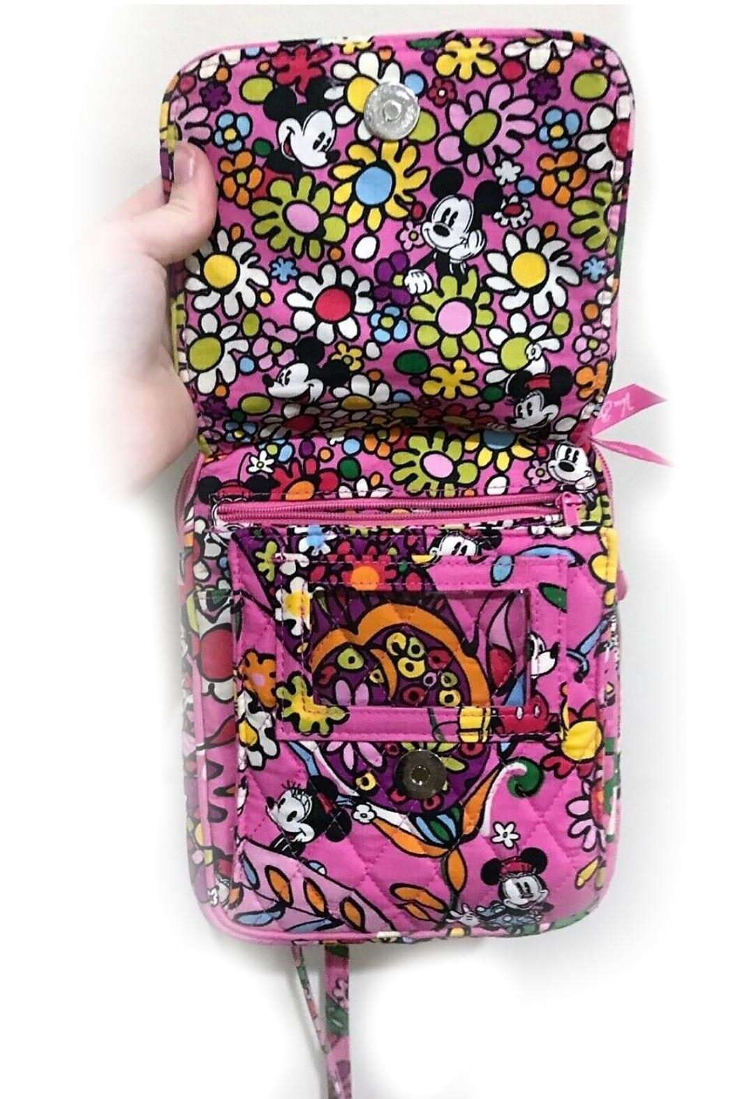 Vera Bradley Disney Mousin' Around - Front Full Image