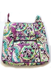 Vera Bradley Disney Plums Up-Hipster - Front cropped