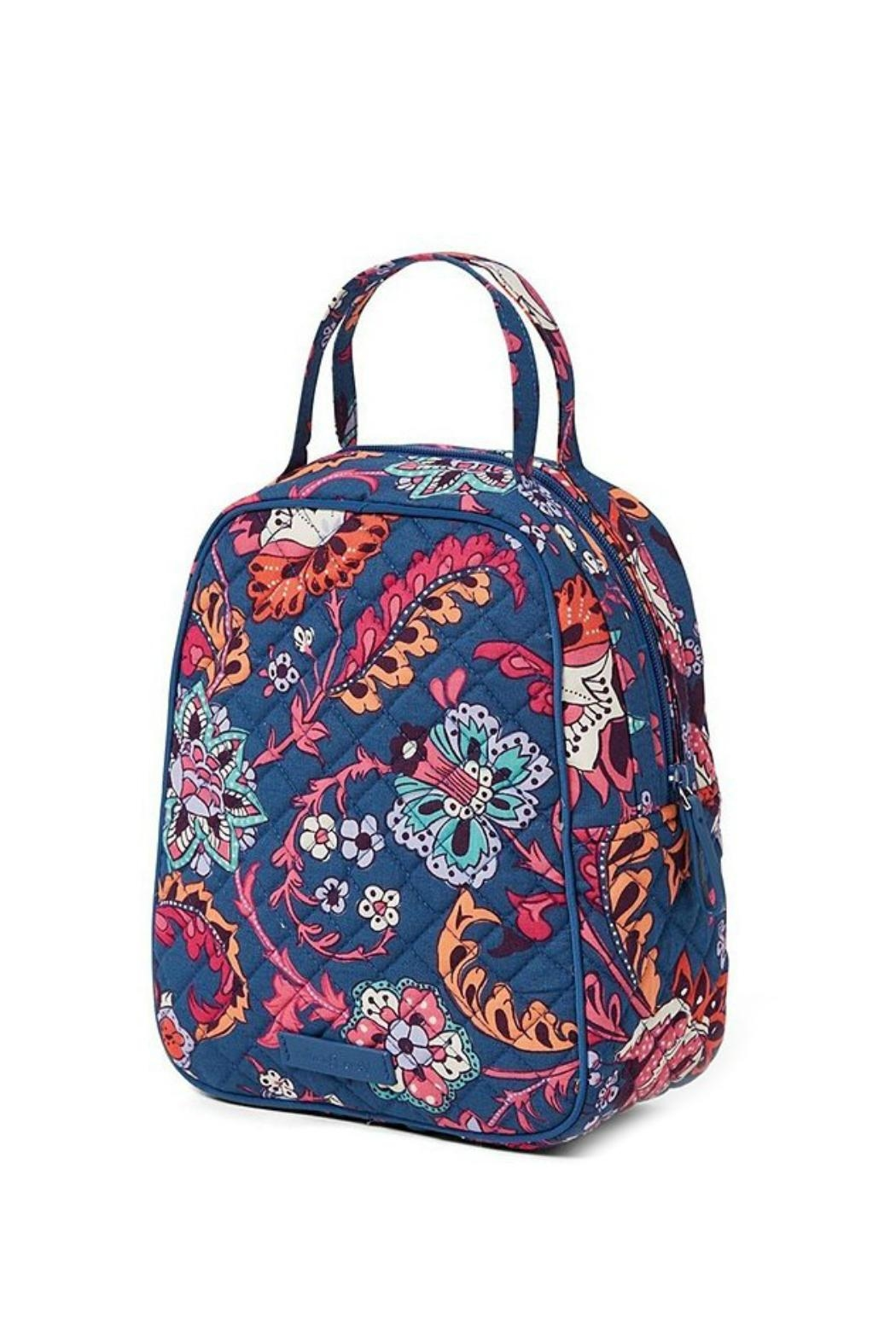 Vera Bradley Dragon Fruit Lunch-Bunch - Side Cropped Image
