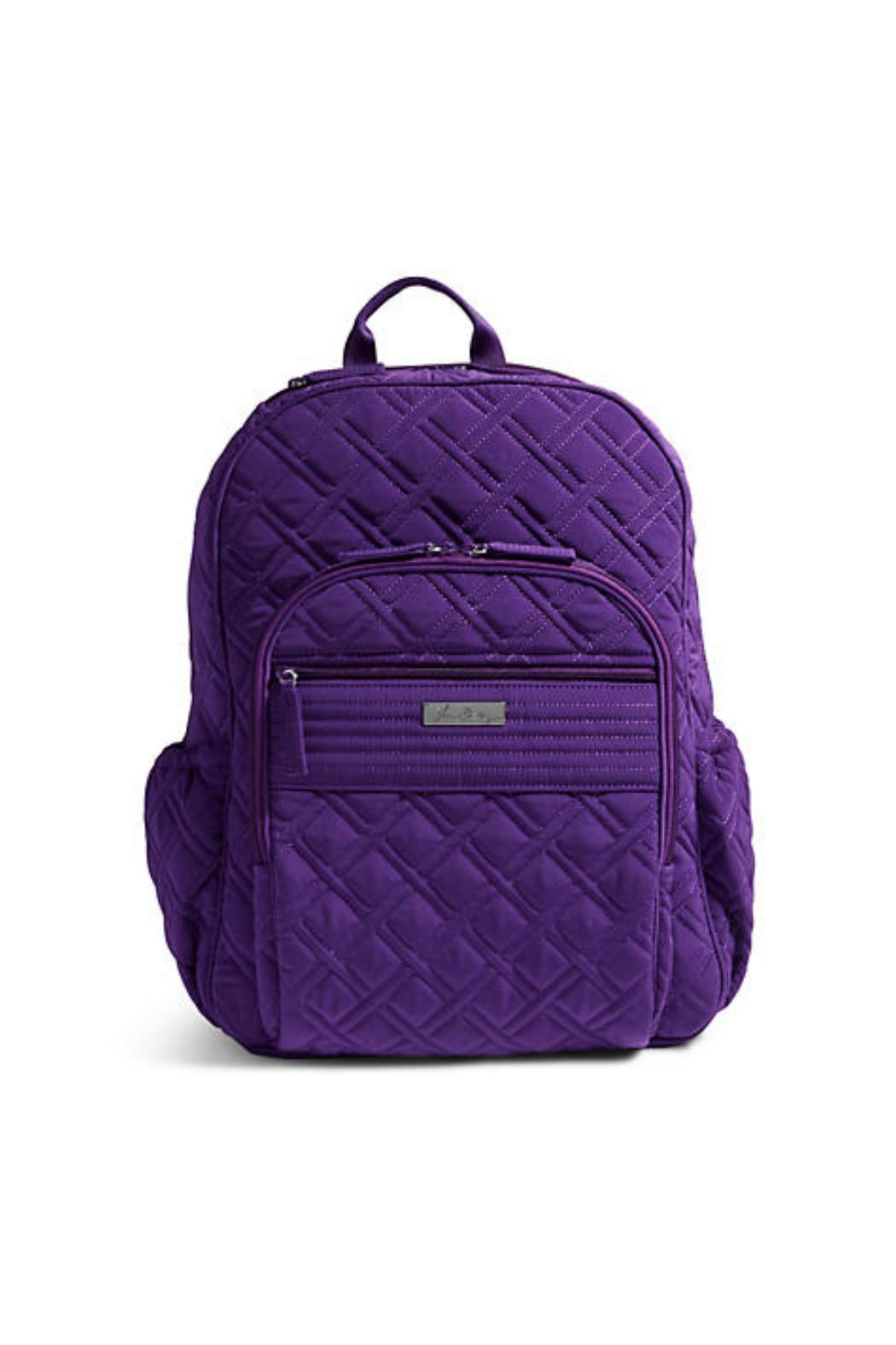 Vera Bradley Elderberry Backpack