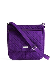 Vera Bradley Elderberry Mailbag Crossbody - Product Mini Image