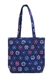 Vera Bradley Ellie Flowers Tote - Product Mini Image