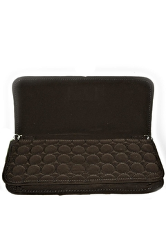 Vera Bradley Espresso Dazzle Clutch - Alternate List Image