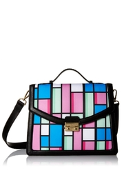 Vera Bradley Exotic Grid Crossbody - Product Mini Image