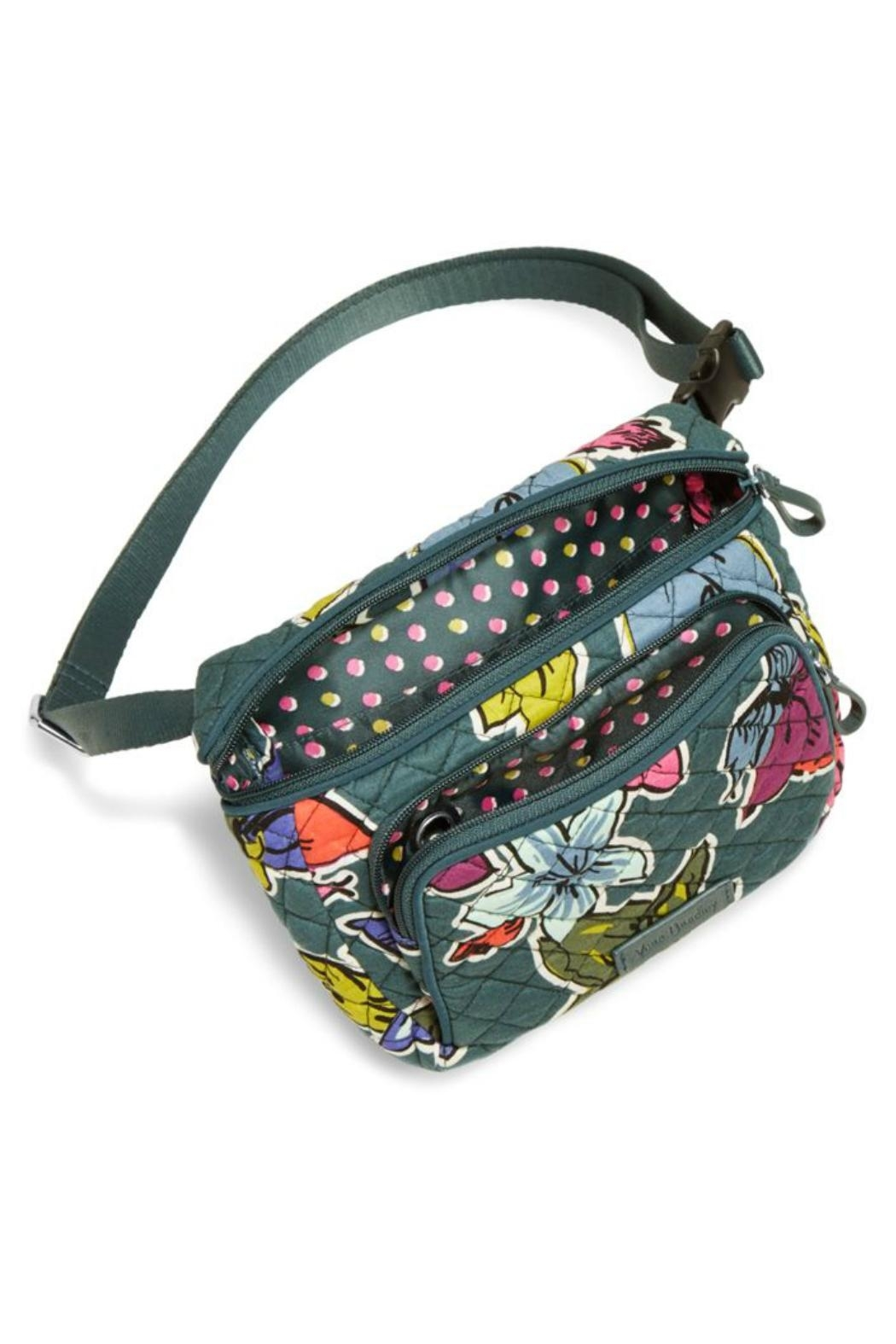 Vera Bradley Falling Flowers Belt-Bag - Front Full Image