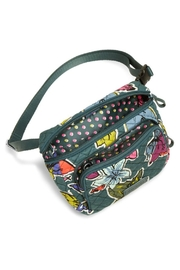 Vera Bradley Falling Flowers Belt-Bag - Front full body