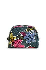 Vera Bradley Falling Flowers Cosmetic Bag - Product Mini Image