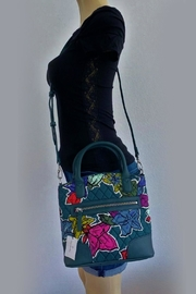 Vera Bradley Painted Medallions Little-Hipster - Side cropped