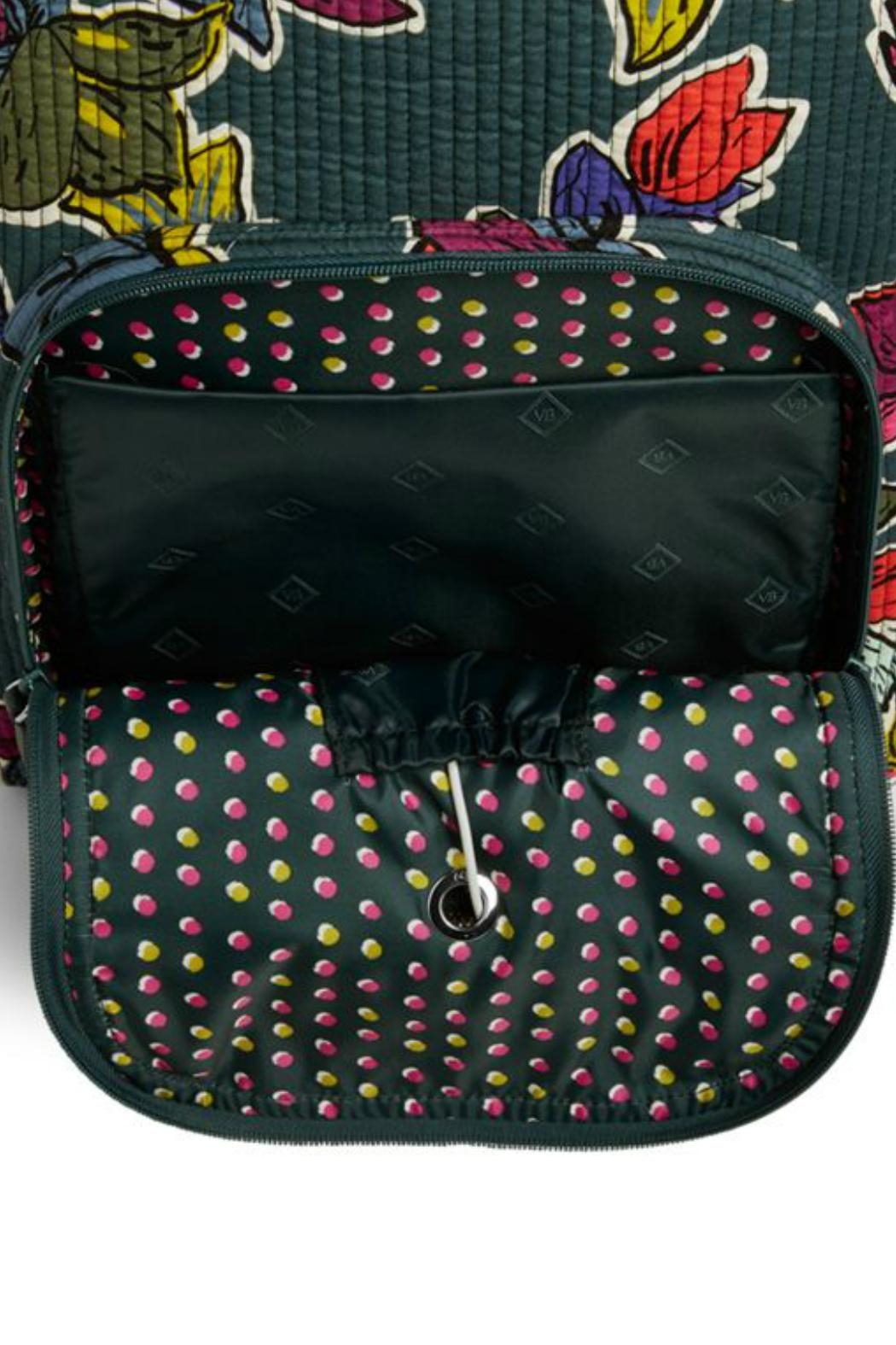 Vera Bradley Falling Flowers Delux-Campus - Side Cropped Image