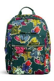 Vera Bradley Falling Flowers Delux-Campus - Front cropped