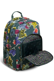 Vera Bradley Falling Flowers Delux-Campus - Back cropped