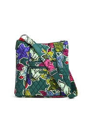 Vera Bradley Falling Flowers Hipster Bag - Product Mini Image