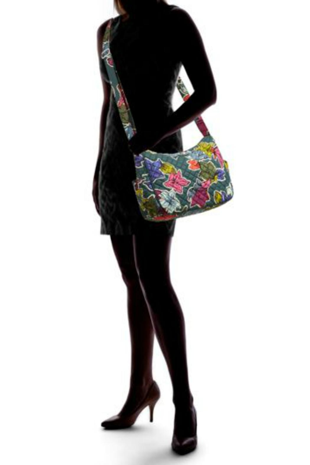 Vera Bradley Falling Flowers On The Go - Side Cropped Image