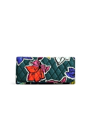 Vera Bradley Falling Flowers Trifold Wallet - Product Mini Image