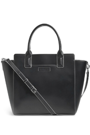 Vera Bradley Faux Leather Tote - Front cropped