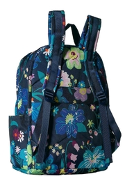 Vera Bradley Firefly Garden Grand-Backpack - Front full body