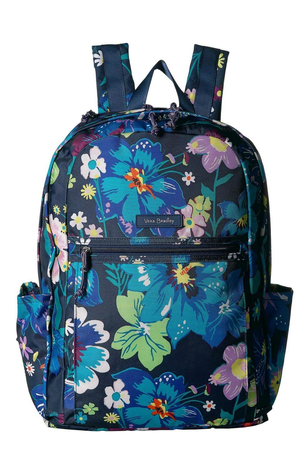 Vera Bradley Firefly Garden Grand-Backpack - Main Image
