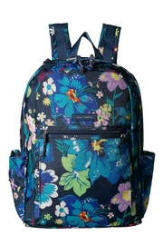 Vera Bradley Firefly Garden Grand-Backpack - Front cropped