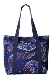 Vera Bradley Fireworks Paisley Cooler - Product Mini Image