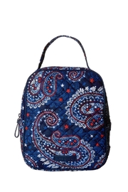 Vera Bradley Fireworks Paisley Lunch-Bunch - Product Mini Image