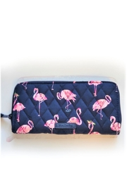 Vera Bradley Flamingo Accordion Wallet - Product Mini Image
