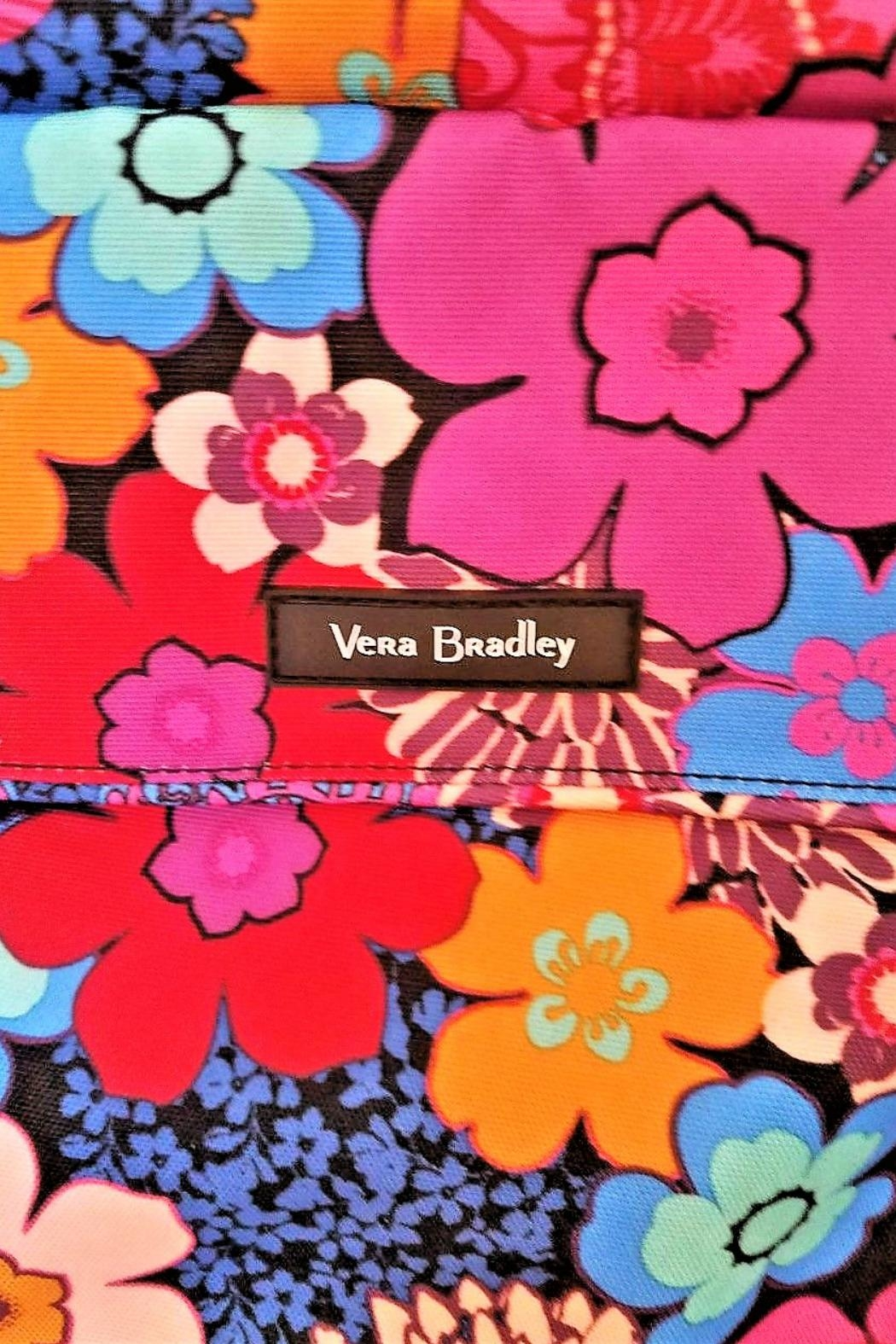 Vera Bradley Floral Fiesta Backpack - Side Cropped Image
