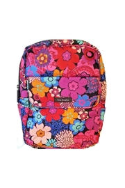Vera Bradley Floral Fiesta Backpack - Product Mini Image
