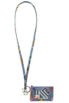 Vera Bradley Fox Zip-Id/lanyard Set - Alternate List Image